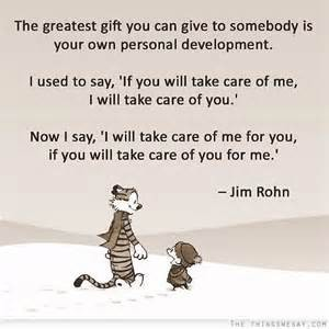 Calvin & Hobbes Quote