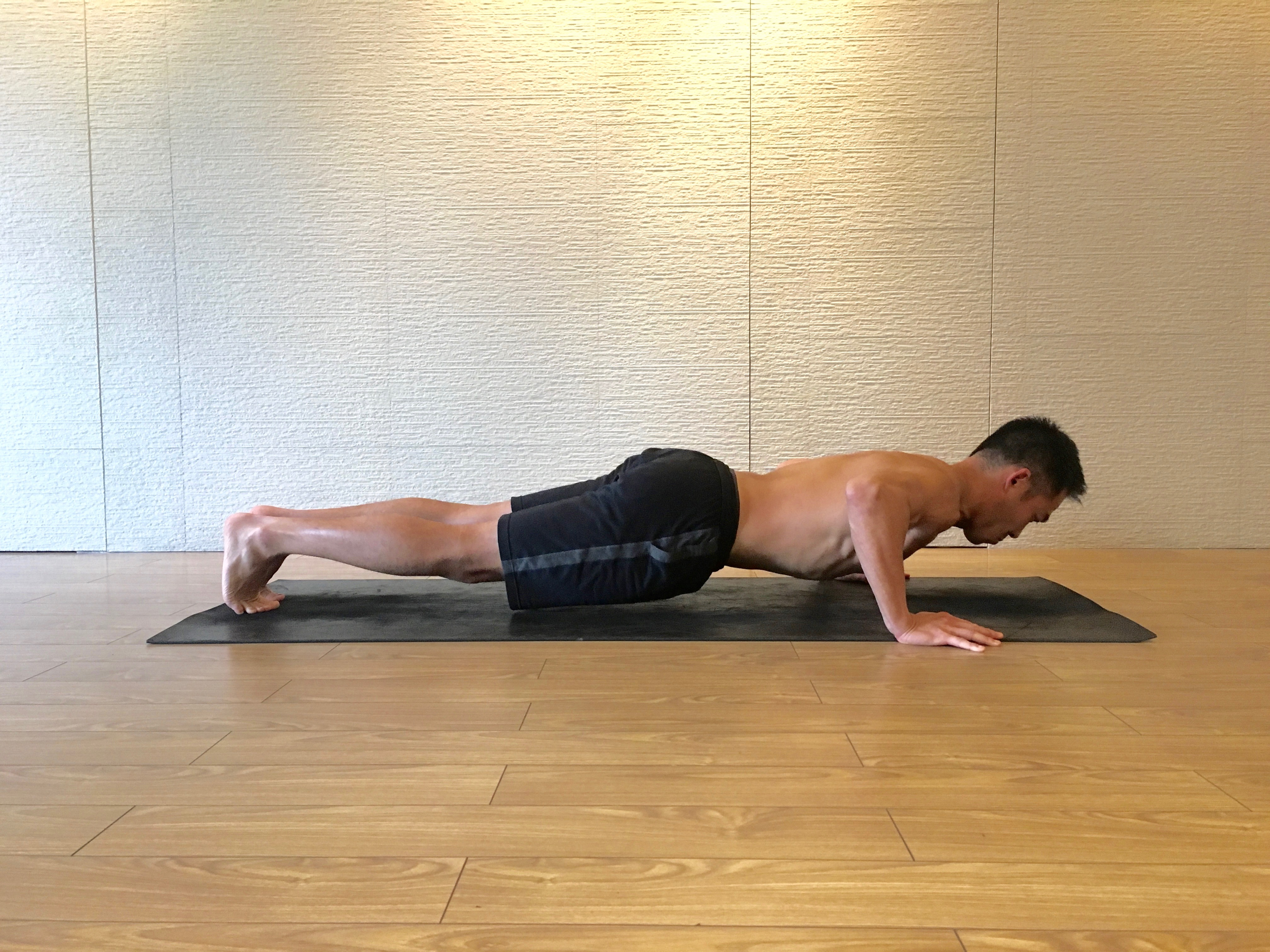 How To Do A Proper Push-Up - Olive Branch